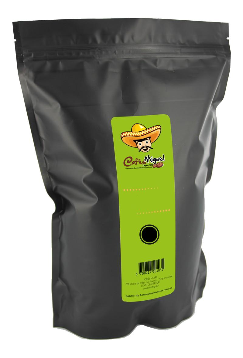 dosettes souples senseo cafés miguel