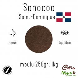 Café de Saint Domingue - Sanocoa