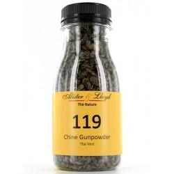 119 - Chine Gunpowder - Thé Vert Nature
