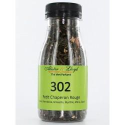 302 - Petit Chaperon Rouge - Thé Vert Parfumé Fruits Rouges