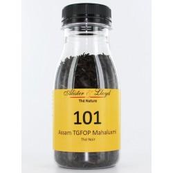 101 - Assam TGFOP Mahaluxmi - Thé Noir Nature