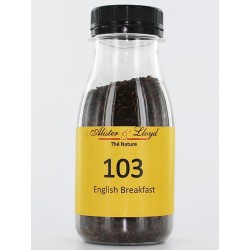 103 - English Breakfast - Thé Noir Nature
