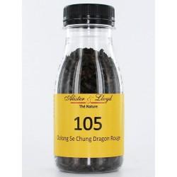 105 - Oolong Se Chung Dragon Rouge - Oolong Nature