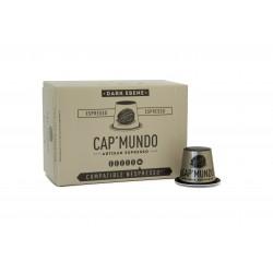 Dark Ebène -Très corsé - 10 Capsules compatibles Nespresso