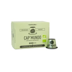 Copaiba - Bio - 10 Capsules compatibles Nespresso