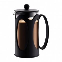 Kenya noir1.0L - Cafetière à Piston Bodum