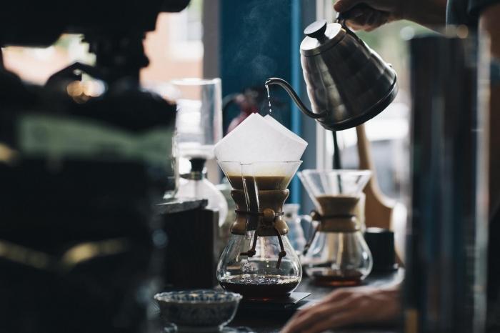 Le café d'Australie
