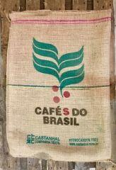Le café brésilien. Le Brésil dans tous ses états en grain, moulu