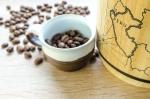 Café en grain du Pérou