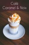 Café parfumé Caramel & Noix