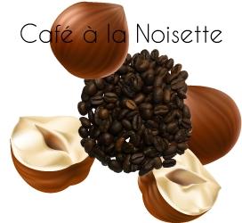 Café parfumé Noisette