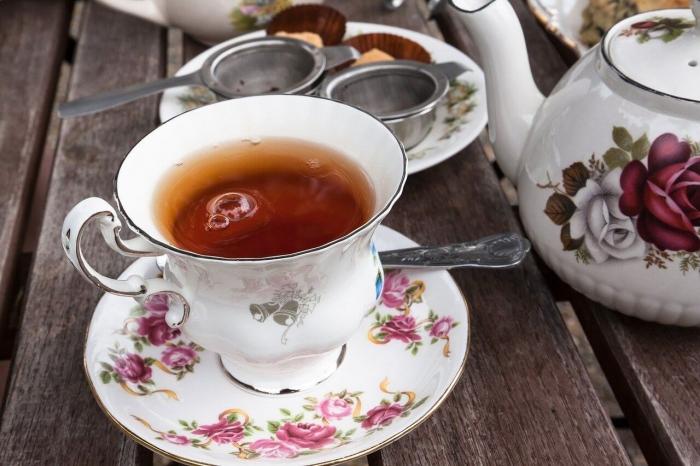À la découverte des thés Grey